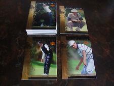 2001 Upper Deck Golf---Tiger's Tales---Complete Set 1-30---NrMt