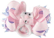 Mud Pie Baby BUNNY BOW 176065 Cottontail Collection