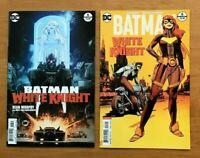Batman White Knight 6 2018 Sean Murphy Main &  Variant Covers  1st Prints DC  NM