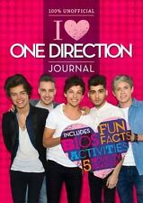 I Heart One Direction Journal - 100% Unofficial by Hardie Grant Books Staff 2015