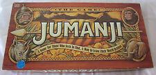 JUMANJI BOARD GAME-1995 Milton Bradley-Robin williams Movie-Complete in Box