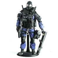 1/6 Scale Army Combat SWAT Soldier Door Breacher Military Action Figure Toy