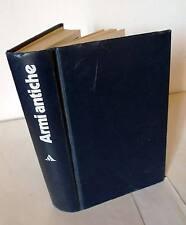 Morin,ARMI ANTICHE,Mondadori 1982 I^ed[da fuoco,pistole,archibugi,moschetti,Hale