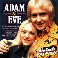 Adam & Eve Einfach das Beste (compilation, 14 tracks, 1970-78/95) [CD]