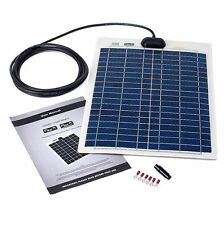 PV Logic Semi-Flexible Solar Panel Kit - 20 Watts