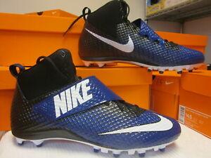 Nike LunarBeast ProTD PF Football Molded Cleats Shoes 847554 014 MENS