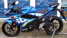 FREE CBT, HELMET, JACKET, GLOVES & BOOTS ON NEW GSXR GSXS 125s