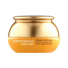 [BERGAMO] Coenzyme Q10 Wrinkle Care Cream 50g / Anti-Aging Korea Cosmetics New