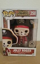 Funko Pop! Jolly Roger Disney Parks Exclusive Pirates of the Caribbean Vinyl Fig