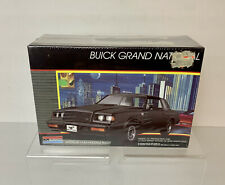 Vintage Buick Grand National by Monogram 1/24 Scale Model Car Kit Sealed NOS USA