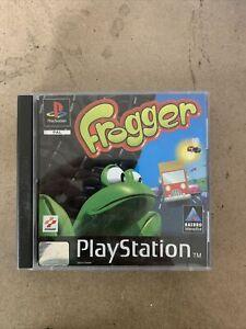 Frogger Playstation 1 Game
