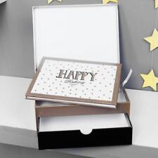 HAPPY BIRTHDAY KEEPSAKE BOX WITH PHOTO ALBUM GIFT 2798