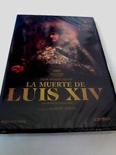 "DVD ""LA MUERTE DE LUIS XIV"" PRECINTADO SEALED ALBERT SERRA JEAN-PIERRE LEAUD"