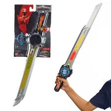 New Power Rangers Ninja Star Blade Lights & Battle Sounds Sword Official