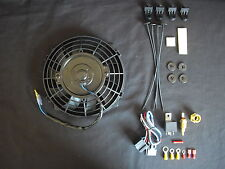 FANS BLACK 7 INCH REVERSIBLE 90 WATT MOTOR INC THERMO CONTROLLER