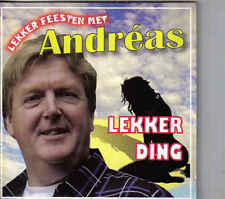 Andreas-Lekker Ding cd single
