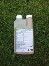 500ml Respite - Help Coughs and Colds for Chickens, Poultry, Pigs Hatching Eggs