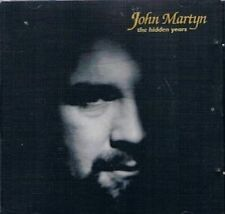 John Martyn the Hidden years Artful record CD 1997