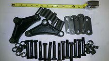 Trailer REBUILD Kit Tandem Axle Suspension Leaf Spring 7000 14000 lb RV Repair