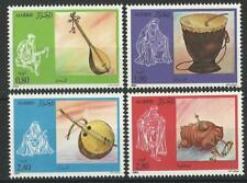 ALGERIA 1984 INSTRUMENTS SET MINT