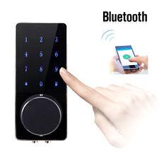 Smart Bluetooth Code Digital Door Lock Keyless Touch Password Entry Deadbolt US