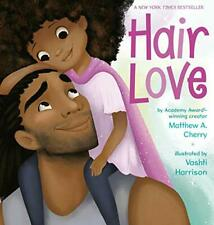Hair Love by Cherry, Matthew a. Book The Fast Free Shipping