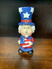 4thOf July Home Decor BobbleHead 5 Inches