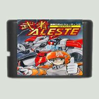 Aleste: Sega Cartridge Game C20  MD NTSC-USA 16 Bit Megadrive Genesis