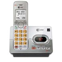 AT&T - EL52103 DECT 6.0 Expandable Cordless Phone System with Digital Answering