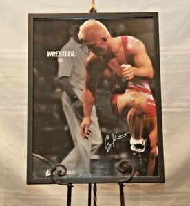Autographed Cary Kolat Framed Poster