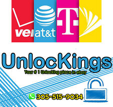 Remote Unlock Service for LG from AT&T and Sprint