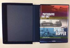SIGNED DENNIS HOPPER-PHOTOGRAPHS 1961-1967 LTD 1/1500 No:0831