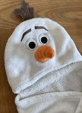 DISNEY FROZEN OLAF CUDDLE HOODED BLANKET