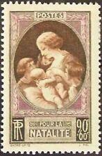 France num Yvert 441 ** MNH Enfant Année 1939