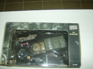 Forces of Valor #80061 German 3 Ton Cargo Truck 1/32 Scale