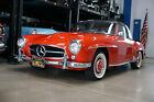 1961 Mercedes-Benz 190-Series  10858 Miles 1.9L 4 cyl ManualConvertible