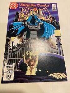 Detective Comics #537 Featuring Batman! ~ NEAR MINT NM ~ 1984 DC