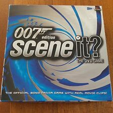Scene It? The DVD Game 007 Edition 2004 Complete
