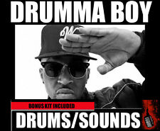DRUMMA BOY INSPIRED DRUMS/SOUNDS Trap Dirty South Hip Hop MPC FL STUDIO