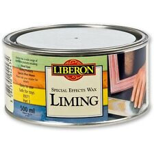 500ml Liberon Special Effects Liming Wax