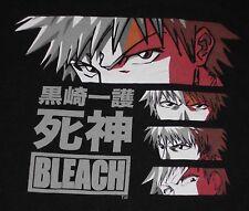 Bleach - Ichigo Kurosaki t-shirt - size 2X - Tite Kubo manga anime - Shonen Jump