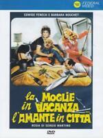 DVD La Moglie In Vacanza... L'Amante In Città Bouchet, Montagnani, Fenech, Banfi