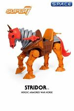 Stridor - Heroic Armored War Horse Masters Of The Universe Super7