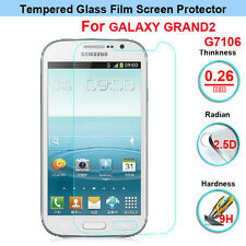 Premium Tempered Glass Screen Protector For Samsung Galaxy Grand 2 G7102 7106