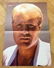 Gregg Henry 1970s Actor Swedish Poster Magazine Vintage Rare
