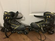 New listing Roller Derby RD Aerio Elite Series Q60 Inline Skates Rollerblades Mens Size 10.