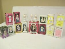 Precious Moments Ornaments Lot 16 Some Annual Most in Box Some Special Edition