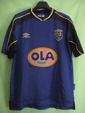 Maillot Racing Club de Lens 1999 exterieur Umbro OLA vintage jersey - M