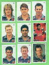 1995 SERIES 1 NORTH QUEENSLAND COWBOYS  RUGBY LEAGUE CARDS