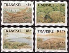 Transkei 1993 Mi 303-306 Prehistorische dieren, Prehistoric animals MNH